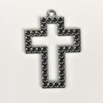 Μεταλλικός σταυρός μαρτυρικά 3cm