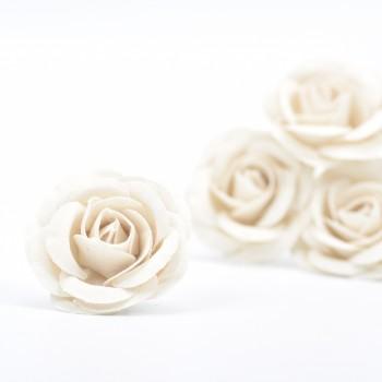 Υφασμάτινο τριαντάφυλλο 4τεμ.