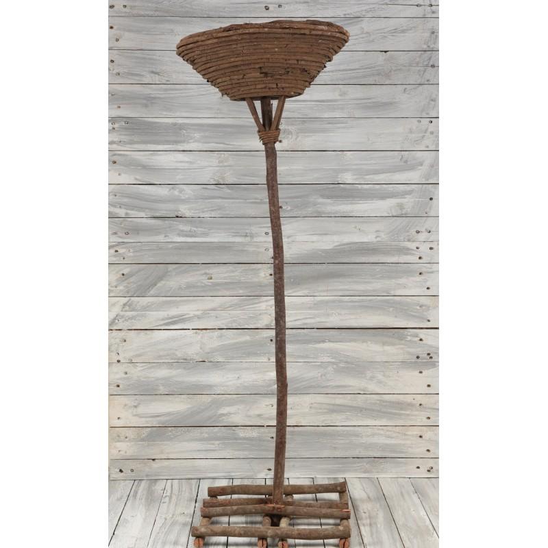 Ξύλινη ανθοστύλη 120cm
