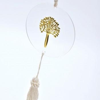 Μπομπονιέρα Plexi Glass Δέντρο της Ζωής