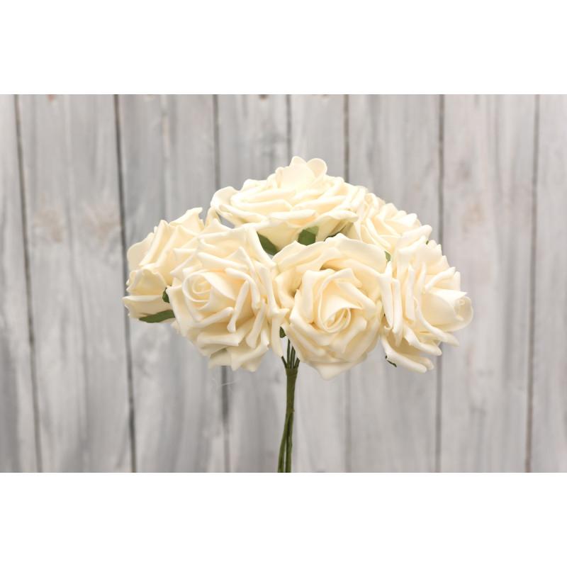 Τριαντάφυλλο Latex  6 τεμαχίων