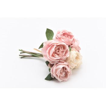 Τριαντάφυλλα μπουκέτο 5 τεμαχίων 30.11.600-19A