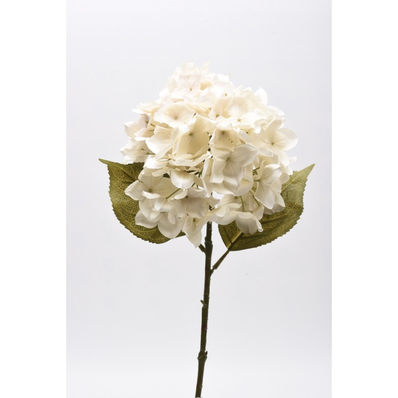 Κλαδί ορτανσία λευκό 85εκ 30.11.866-10