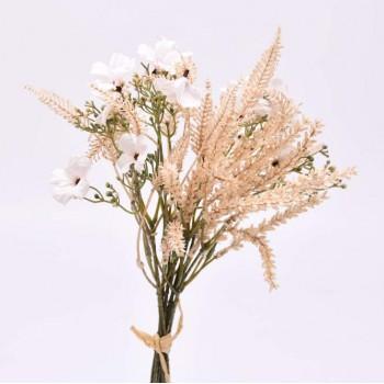 Μπρανς λουλούδια λευκά - στάχυ