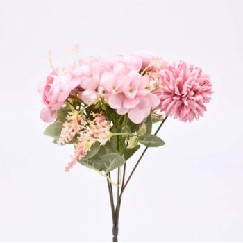 Μπρανς λουλούδια ροζ