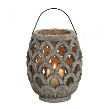 Lantern made of magnesia