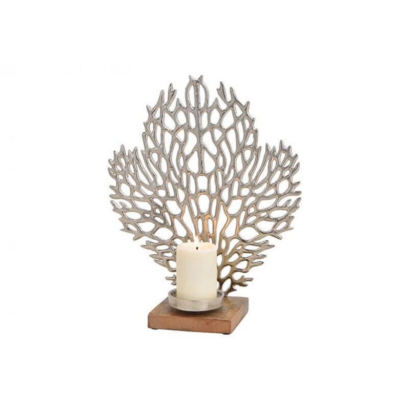 Candleholder Coral