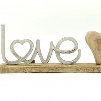 Display stand LOVE