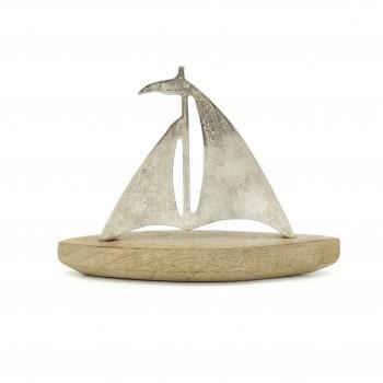 Display stand sailing boat