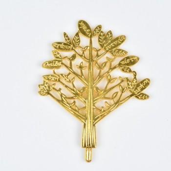 Μεταλλικό Δέντρο της Ζωής με ευχές