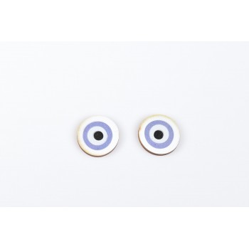 Ξύλινο μάτι 2.3cm