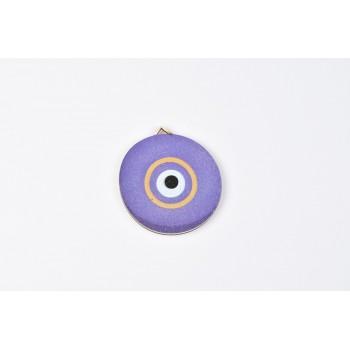 Ξύλινο μάτι στογγυλό 5,5cm