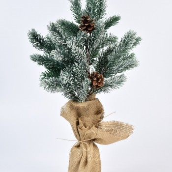 Επιτραπέζιο χριστουγεννιάτικο δεντράκι 60cm