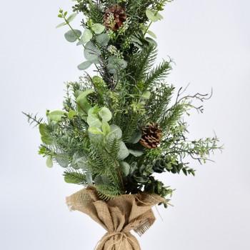 Επιτραπέζιο χριστουγεννιάτικο δεντράκι 75cm