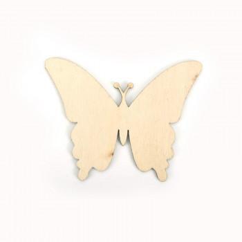 Ξύλινη πεταλούδα