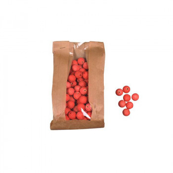 Wooden Beads Red