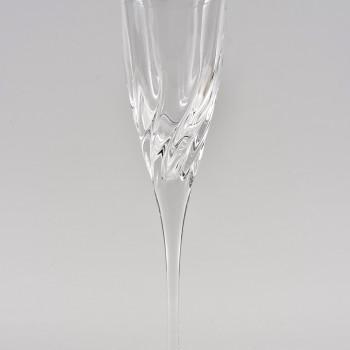 Ποτήρι Σαμπάνιας Κρύσταλλο Βοημίας