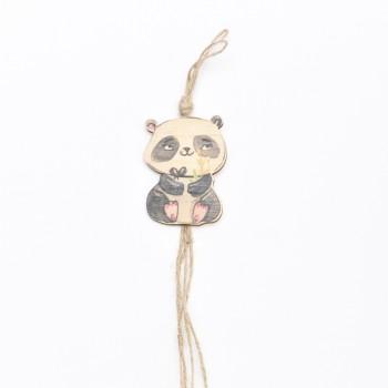 Κρεμαστή μπομπονιέρα panda