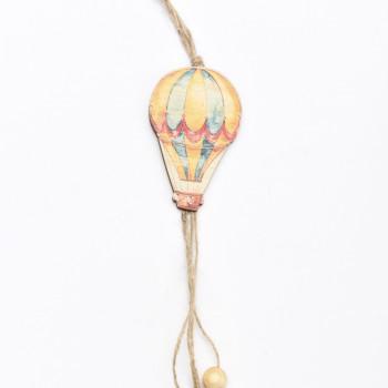Κρεμαστή μπομπονιέρα Αερόστατο