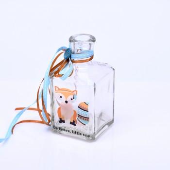 Μπουκάλι με τύπωμα hoho αλεπού